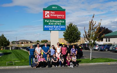 SAGE Welcomes Mid-Columbia Pet Emergency Service to their Growing Community of Hospitals!