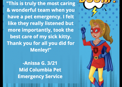 Mid Columbia Pet Emergency Service