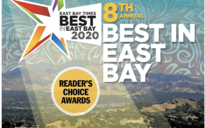 "SAGE Named ""Best Pet Hospital"" by East Bay Times"